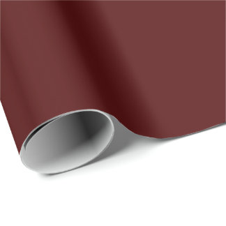 Dried Blood colored Wrapping Paper