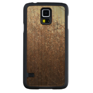 dried bushes carved® cherry galaxy s5 slim case