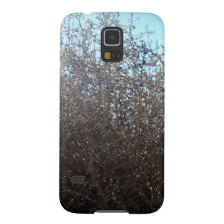 dried bushes galaxy s5 cover