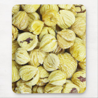 Dried Chestnuts Mousepad