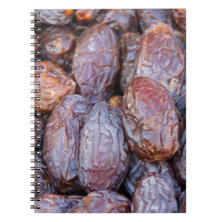 dried dates notebook
