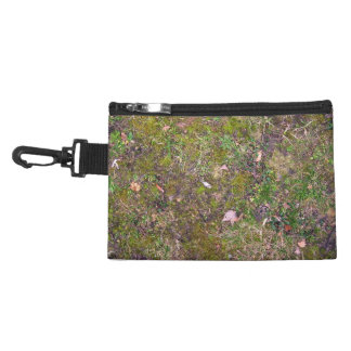 Dried Fallen Leaves on Grass Ground - Completely S Accessories Bags