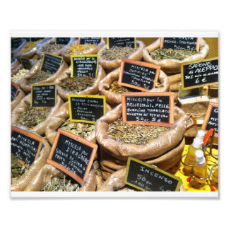 Dried Herbs and Spices Photo