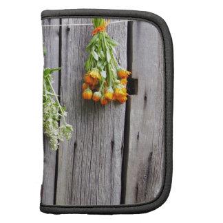 dried herbs wooden vintage grey wall organizer