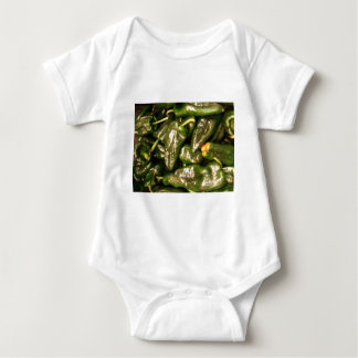 Dried Jalapeno Peppers Baby Bodysuit