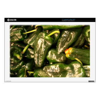 Dried Jalapeno Peppers Decal For Laptop
