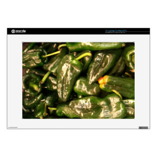 Dried Jalapeno Peppers Laptop Decal
