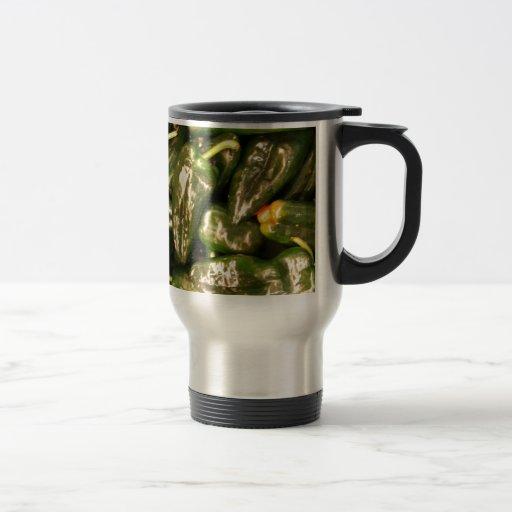 Dried Jalapeno Peppers Mug