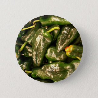 Dried Jalapeno Peppers Pinback Button