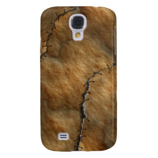 Dried Leather Human Skin Galaxy S4 Cover