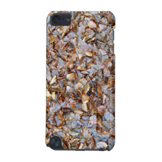 Dried leaves texture iPod touch (5th generation) cases