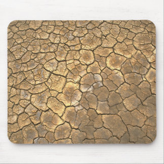 Dried Out Lake Mouse Pad