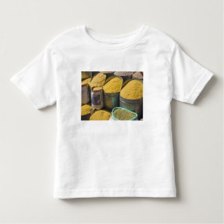 Dried pasta and beans for sale, Marrakech, 2 Toddler T-shirt