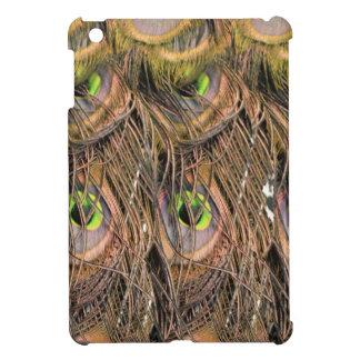 Dried Peafowl Feathers iPad Mini Case