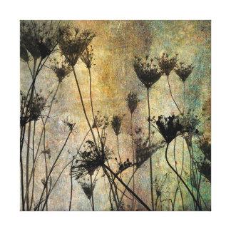 Dried Queens Canvas Print