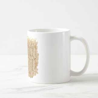 Dried ramen noodles coffee mug