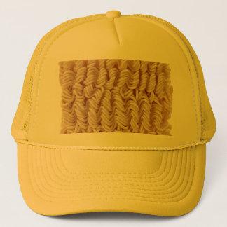 Dried ramen noodles trucker hat