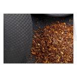 Dried Rooibos Tea Greeting Card