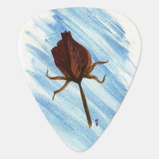 Dried Rose Guitar Picks
