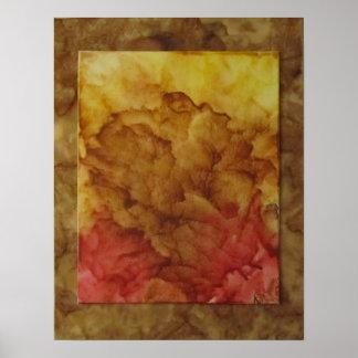 Dried Rose Print