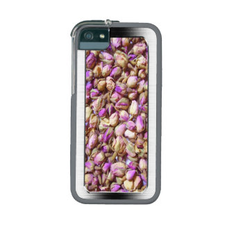 Dried rosebuds pattern cover for iPhone 5/5S