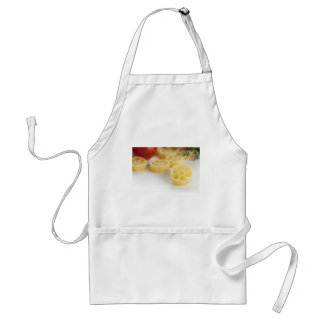Dried Rotelle Pasta Apron