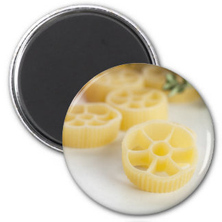 Dried Rotelle Pasta Magnet