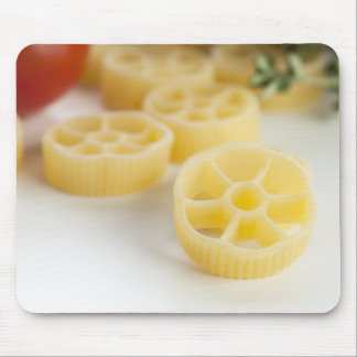Dried Rotelle Pasta Mousepad