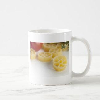 Dried Rotelle Pasta Mug