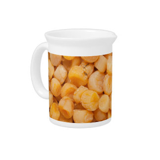 Dried scallops drink pitcher