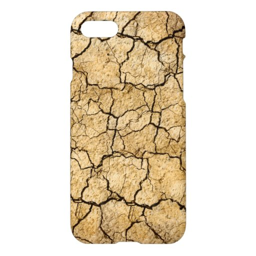 Dried Soil iPhone 8/7 Case
