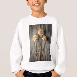 Dried Sun Flower Sweatshirt