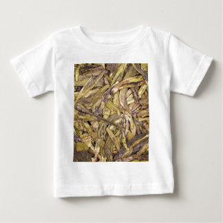 Dried tea leaves of Chinese green tea Baby T-Shirt