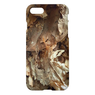 Dried tobacco leaves iPhone 8/7 case