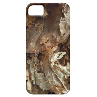 Dried tobacco leaves iPhone SE/5/5s case