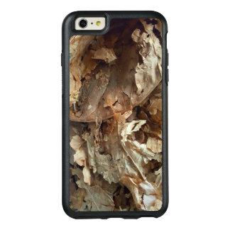 Dried tobacco leaves OtterBox iPhone 6/6s plus case