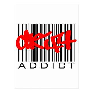 Drift Addict Postcard
