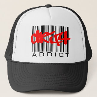 Drift Addict Trucker Hat