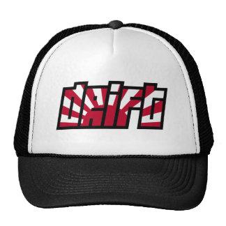 Drift Drifting JDM Japan Racing Trucker Hat
