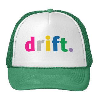 drift hat. trucker hat