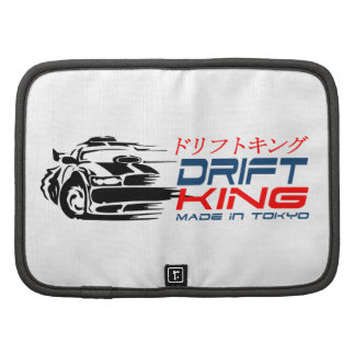 Drift King ( ドリフトキング ) Folio Planners