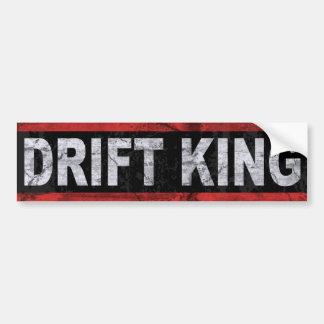 Drift King Bumper Sticker