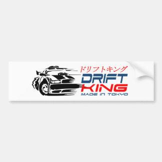 Drift King Made In Tokyo Bumper Sticker