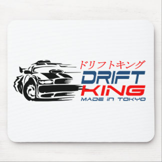Drift King Made In Tokyo Mouse Pad