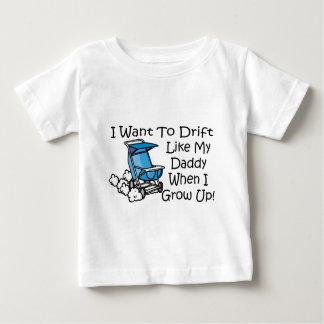 drift like my dad baby T-Shirt