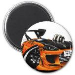 Drift Silvia 2 Inch Round Magnet