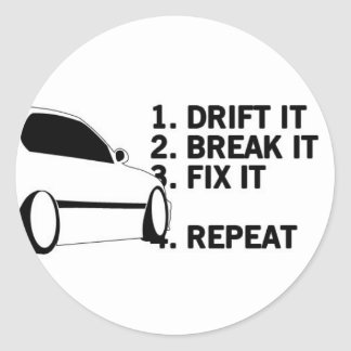 Drift Stickers