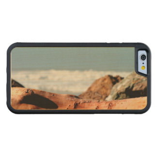 Drift Wood Carved Maple iPhone 6 Bumper Case