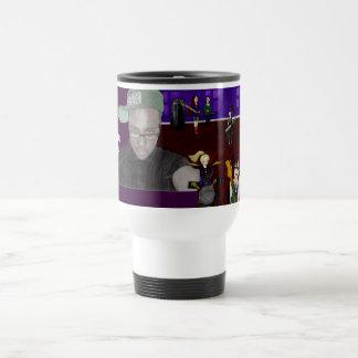 Drifter Menace Travel Mug