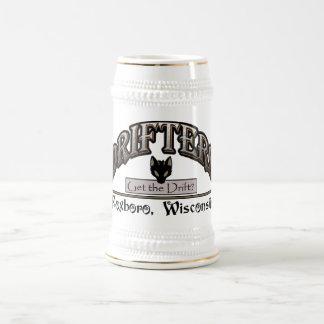 Drifters Brown Fox Beer Stein